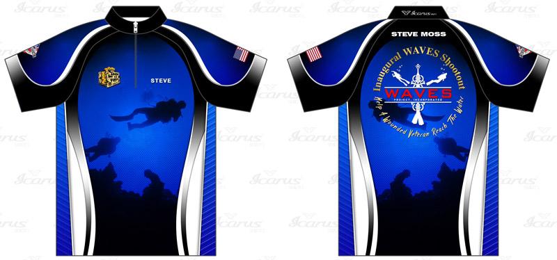 Competition Shooting Shirts Istriku T Shirt
